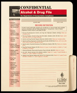 Confidential Drug & Alcohol Folder Only