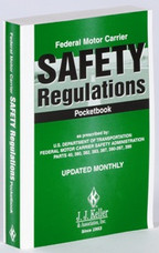 7ORSA Federal Motor Carrier Safety Regulations - Pocket Book