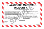 Hazardous Materials Incident Kit