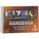 HazMat Spiral Driver Handbook: The Complete Guide for CMV