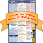 Labor Law Poster Combo - Delaware & Federal