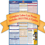 Labor Law Poster Combo - New York & Federal