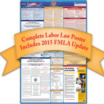Labor Law Poster Combo - Oklahoma & Federal