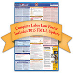 Labor Law Poster Combo - Rhode Island & Federal