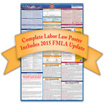 Labor Law Poster Combo -Texas & Federal
