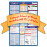 Labor Law Poster Combo - Virginia & Federal