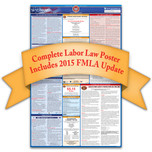 Labor Law Poster Combo - Wyoming & Federal