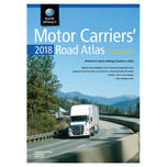 Rand McNally Motor Carriers' Road Atlas Softbound 2019 Edition