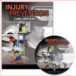 48470 Injury Prevention for CMV Drivers - DVD Training
