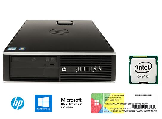 HP Desktop 8100 i5
