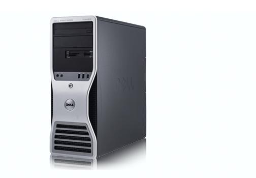 Dell Precision T3400 WrkStn Core 2 Duo 2 0GHz 4GB 500GB Win 10 Pro