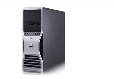 Dell Precision T3400 WrkStn Core 2 Duo 2.0GHz 4GB 500GB Win 7 Pro