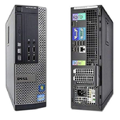Dell Optiplex 990 core i7 3.4GHz 8GB 320GB