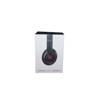 Beats - Studio2WL Black Wireless Headphones