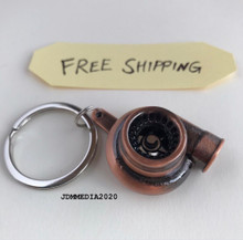 TURBO KEYCHAIN Copper version