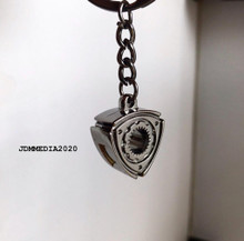 ROTARY KEYCHAIN Black version (FREE SHIPPING)