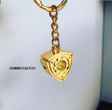 ROTARY KEYCHAIN Gold version (FREE SHIPPING)