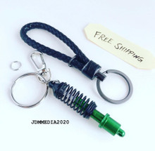 Coilover Damper Keychain All Black (FREE SHIPPING)