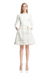 Theia Resort 2016 3/4 Sleeve Party Dress