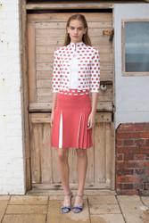 Vicedomini Amabel Jacket, Asia Top & Alvina Skirt