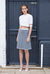 Vicedomini Annabella Top & Alyson Skirt