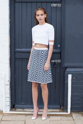 Vicedomini Annabella Top & Alyson Skirt