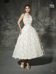 YolanCris Besalu Wedding Dress