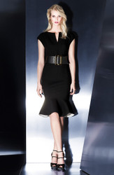 Escada Dress and Belt Combo