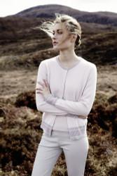 Barbara Lohmann Half-Sleeve Pullover: Fall 2016