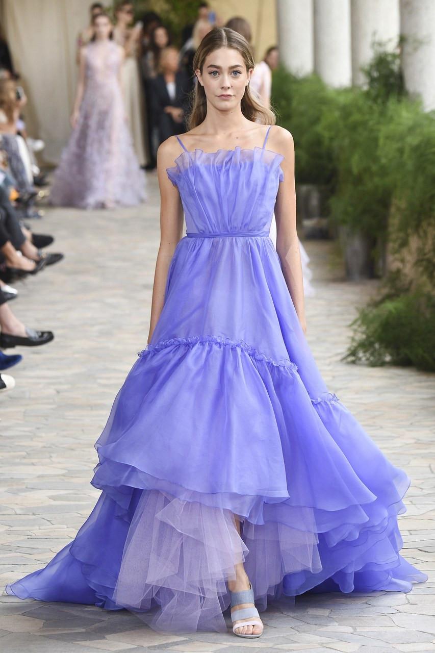 Organza Ball Gown