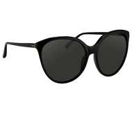 Linda Farrow 496 C1 Oversized Sunglasses