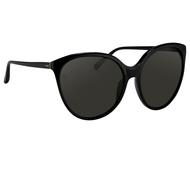 Linda Farrow 496 C1 Oversized Sunglasses