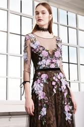 Marchesa Notte Fall 2017 Ready To Wear Look 24