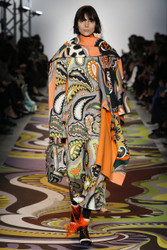 Emilio Pucci Fall 2017 Ready To Wear Look 15