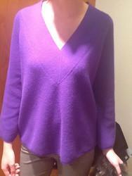 Giorgio Grati Fiona Maxi Knit Waist Pullover