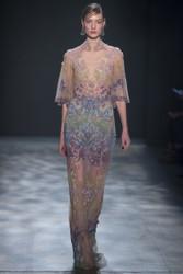 Marchesa Fall 2017 Ready To Wear Look 12