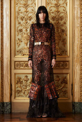 Roberto Cavalli  Fall 2017 Ready To Wear Look 14