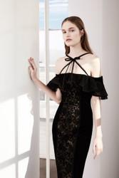 Marchesa Notte Fall 2017 Ready To Wear Look 12