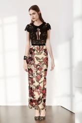Marchesa Notte Fall 2017 Ready To Wear Look 7