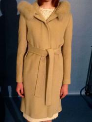 Luisa Beccaria Fur Coat