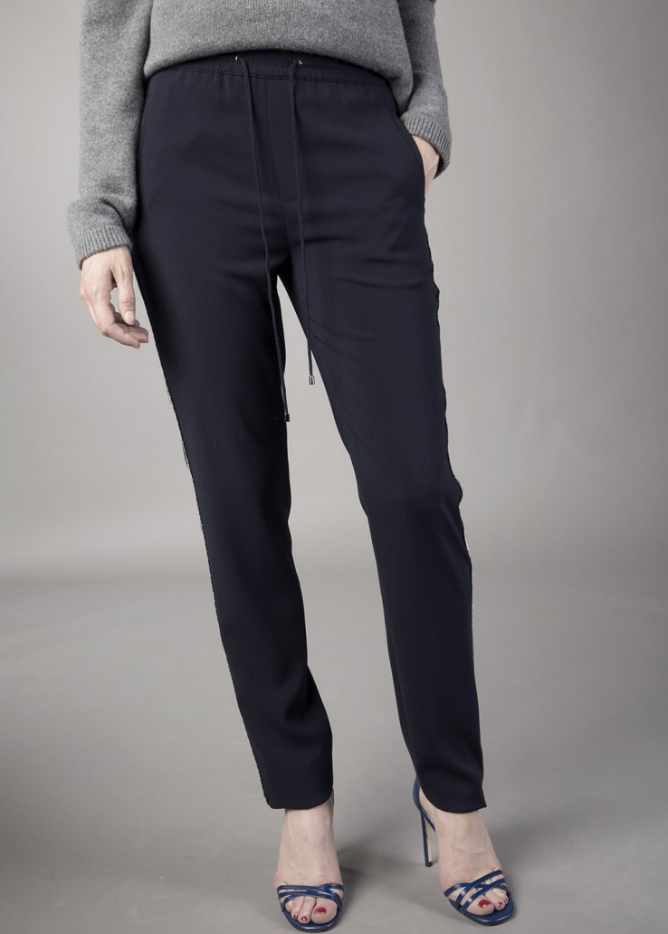 9a2248e3ffaa ... Georges Rech Sports Trousers With Bead Detailing  Pre-Fall 2017. Image 1