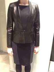 Georges Rech Agneau Leather Jacket