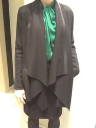 Georges Rech Sleeveless Scarf Top
