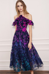 Marchesa Notte Spring 2018 Ready To Wear Look 17