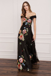 Marchesa Notte Spring 2018 Ready To Wear Look 15