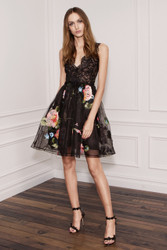 Marchesa Notte Spring 2018 Ready To Wear Look 13