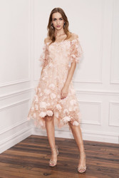 Marchesa Notte Spring 2018 Ready To Wear Look 8