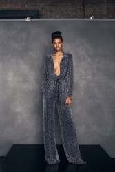 Naeem Khan Resort 2018 Look 1