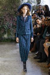 Luisa Beccaria Fall / Winter 2018 Ready To Wear Look 20