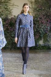 Luisa Beccaria Fall / Winter 2018 Ready To Wear Look 15